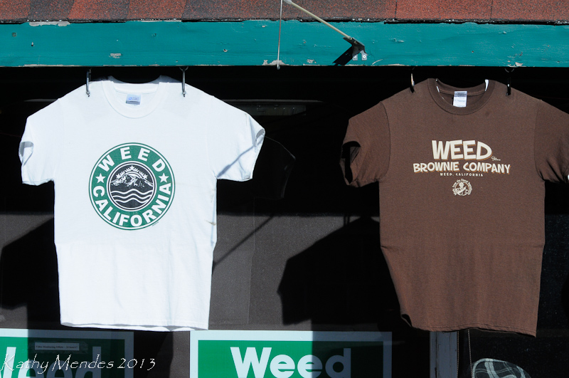 Ha, ha two of my favorite things, Starbucks and brownies, with a Weed twist.