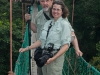 Randy and Kathy on the Canopy Walkway