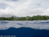 A little bit of under and over Kosrae.