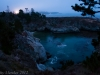 Point Lobos Cove at Twilight