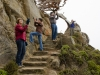 Spoofing the Famous Stairs at Point Lobos