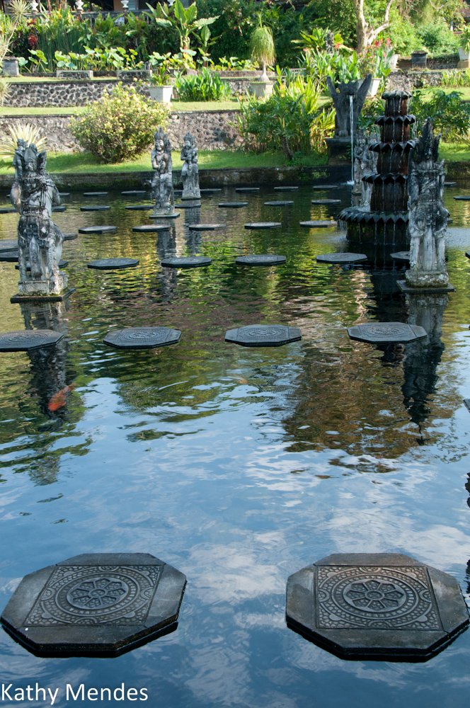 Floating Stepping Stones