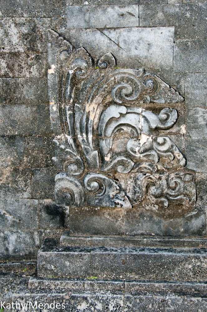 Uluwatu Temple Detail