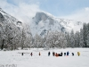 Photographers in Yosemite