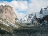 The Iconic Yosemite Valley View